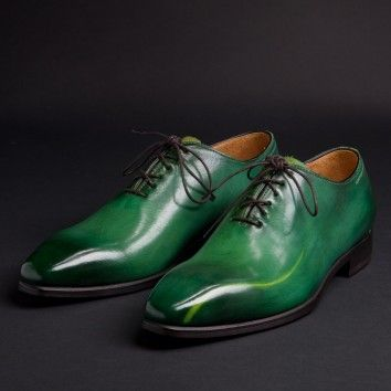 Chaussures vertes homme uiFPjrT