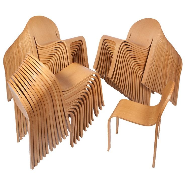 57 Eco Eden Chairs By Peter Danko | From A Unique Collection Of Antique And