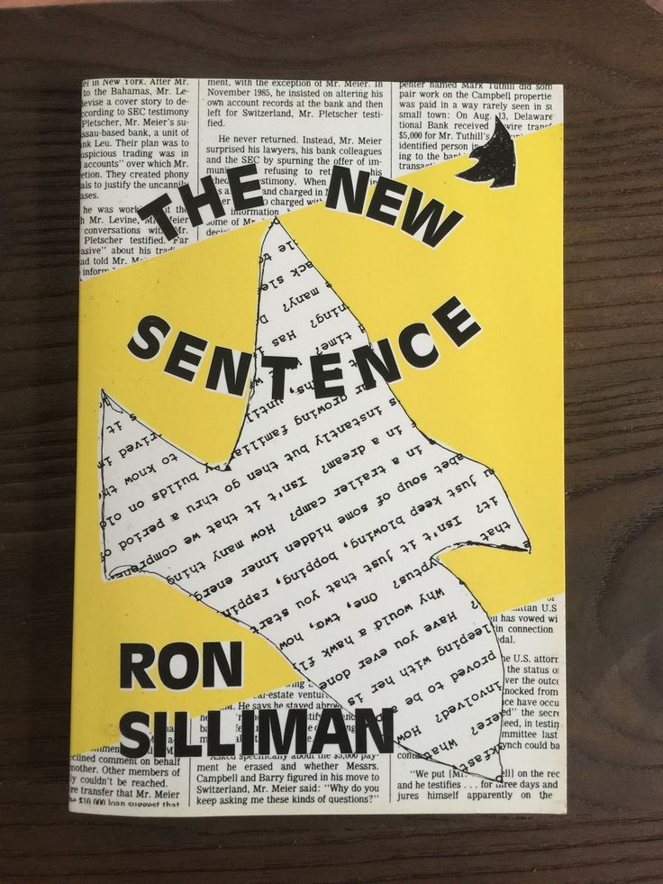 Ron Silliman the new sentence