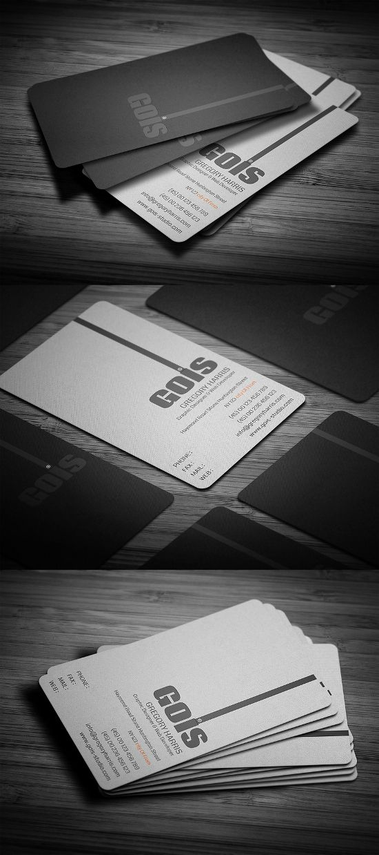 8 best Business Card Ideas images on Pinterest | Business card ...