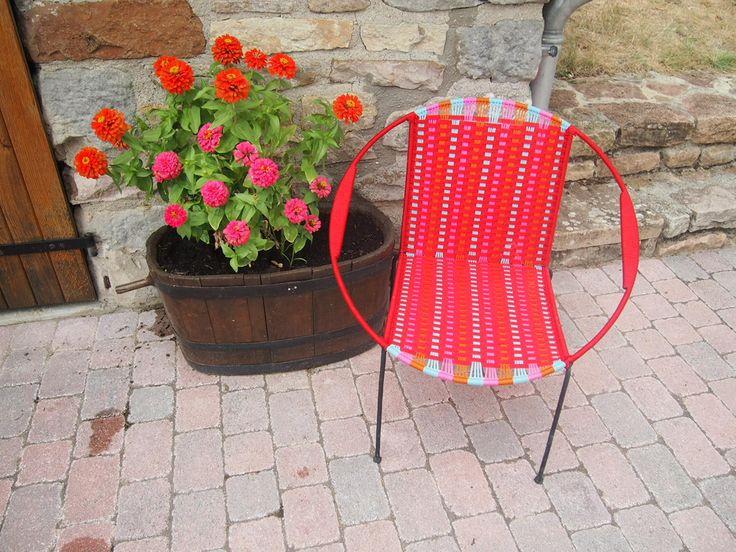 fauteuil de Togo