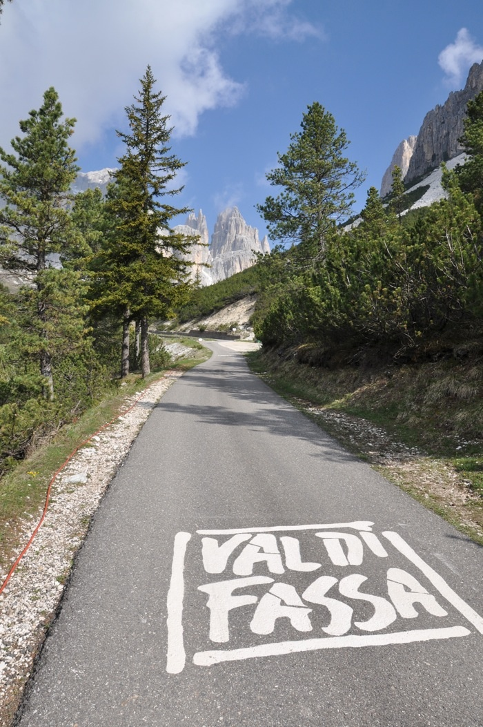 Pin su Val di Fassa magic spots