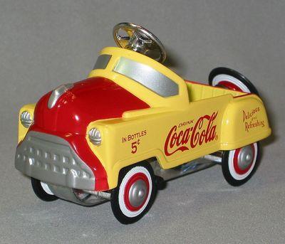 *K LINE K-94502 COCA-COLA ~ Pedal Car Train Accessory lionel teddy bear mth coke on eBay!