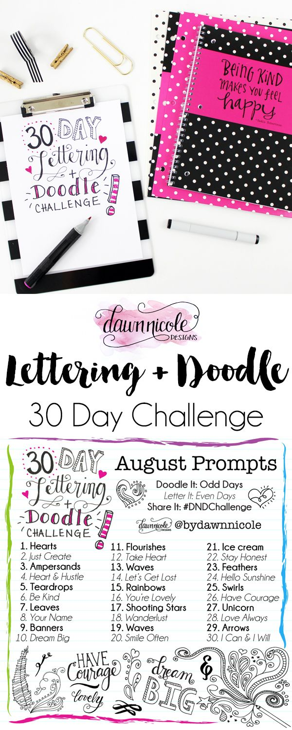lol t shirt shop 30 Day Lettering   Doodle Challenge  August Prompts   dawnnicoledesigns com