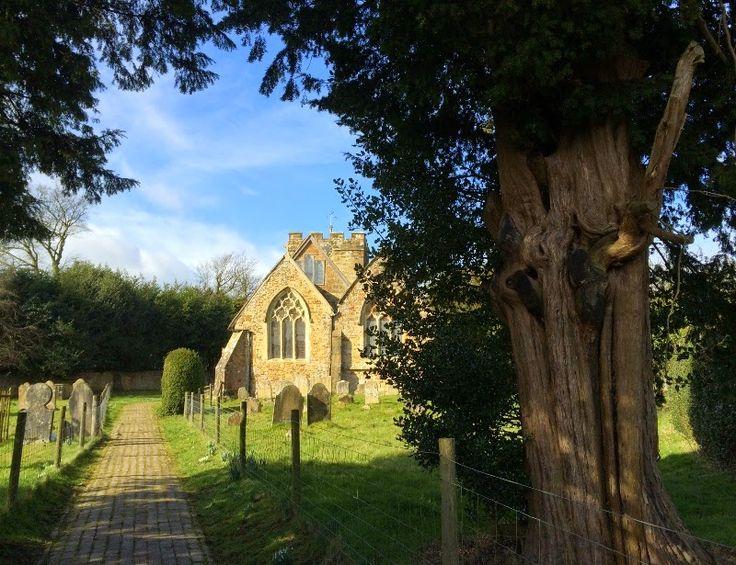 Brightling Church :Hastings Battleaxe