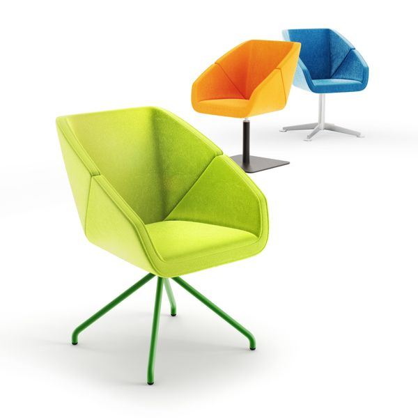 Qbee office chair on Behance