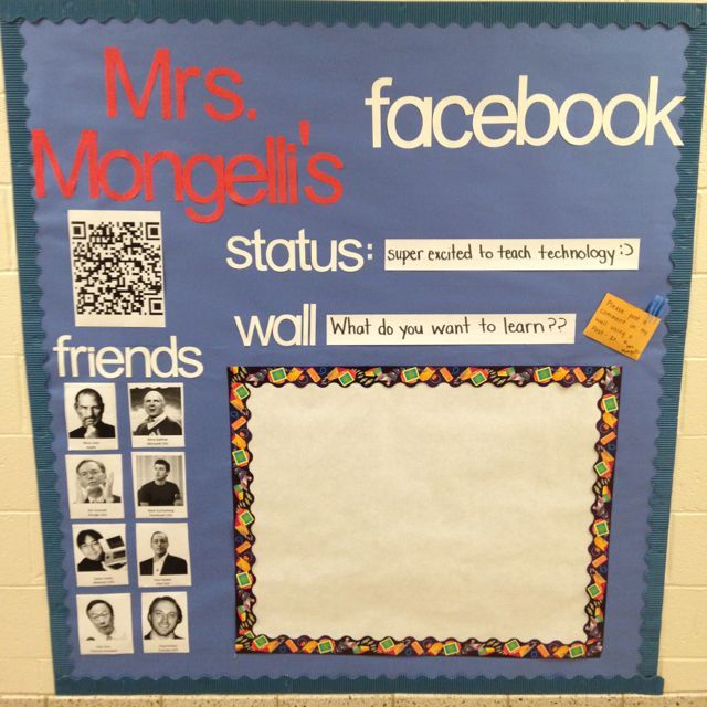 Welcome to technology bulletin board.