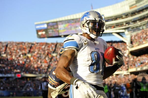 Detroit Lions president Ron Wood has invited Calvin Johnson to join the team at training camp next month in Allen Park, Mich.