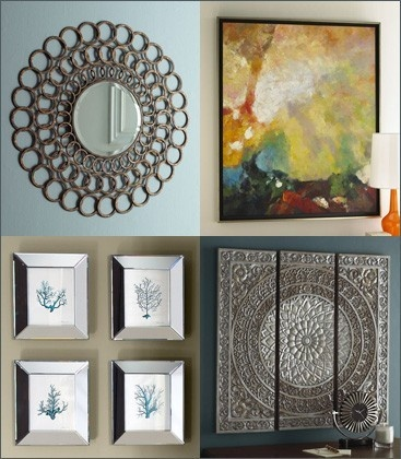HOW TO DISPLAY & HANG ARTWORK #deco