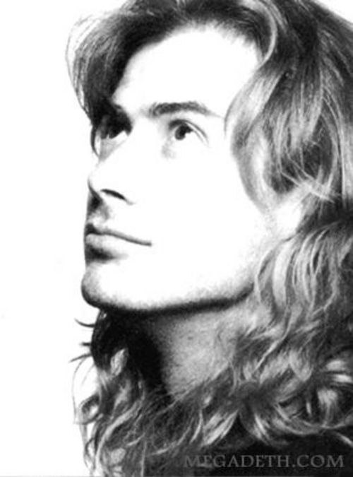Dave Mustaine. We have the same birthday (september 13th)