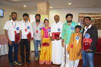 National Film Awards 2013 Photos, Kollywood Actors M.Sasikumar,Na.Muthukumar, BS Saroja Devi, D.Subash, Karthick,Sadhana
