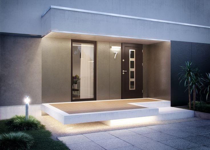 Unowocześniona seria ELEGANT INOX, w której projektanci zrezygnowali z ukośnych linii i asymetrycznego szklenia na rzecz prostokątnej, pionowej formy wpisującej się w minimalistyczne trendy wzornicze.