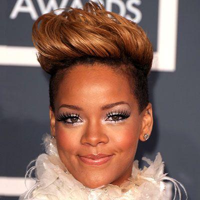 Brilliant 1000 Images About Lt3 Rihanna On Pinterest Rihanna Rihanna Short Hairstyles For Black Women Fulllsitofus