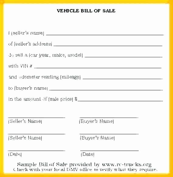 Motel 6 Receipt Template Lovely Example Receipt For Selling A Car Privately Bill Of Sale Car Bill Of Sale Template Contract Template