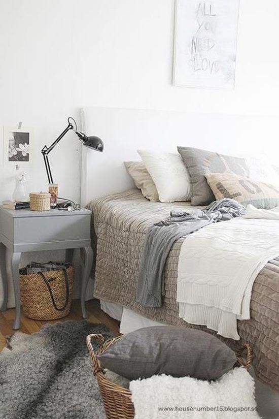 Echte winterse slaapkamers!   Wooninspiratie