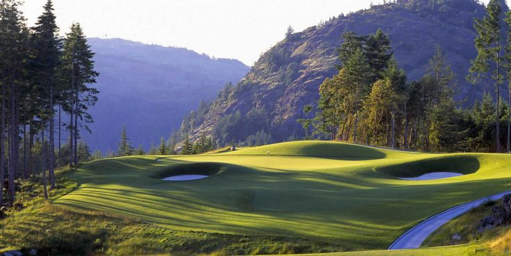 Bear Mountain Golf and Country Club in Victoria, BC #Golfing