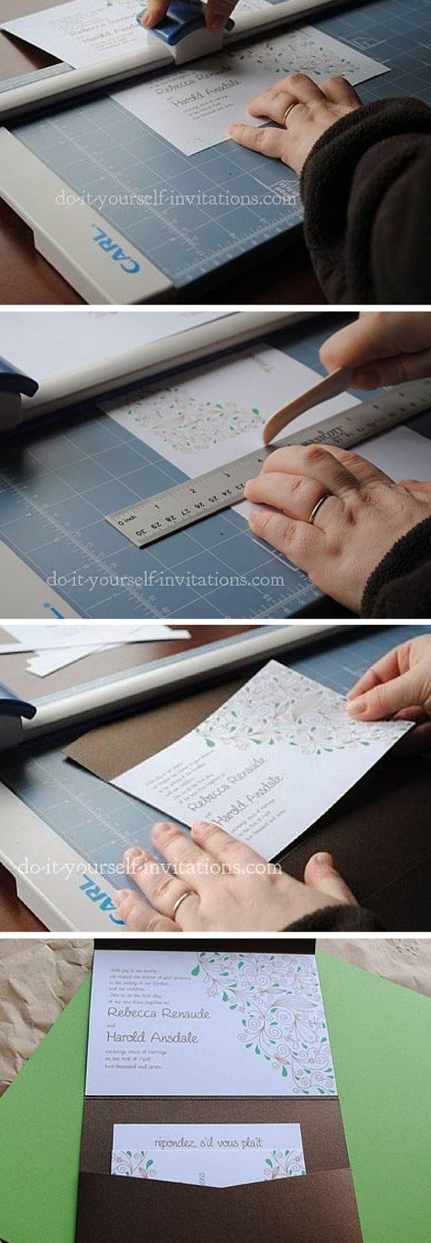Do It Yourself Invitation Kit|DIY Wedding Invitation Kits,see more at: http://diyready.com/diy-wedding-invitation-kits/