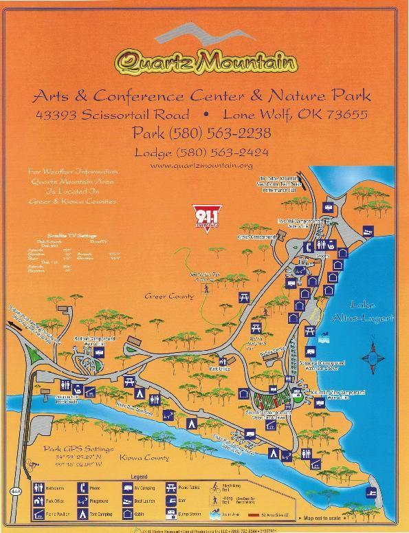 Altus Quartz Moutain State Park Click Here For Map Of
