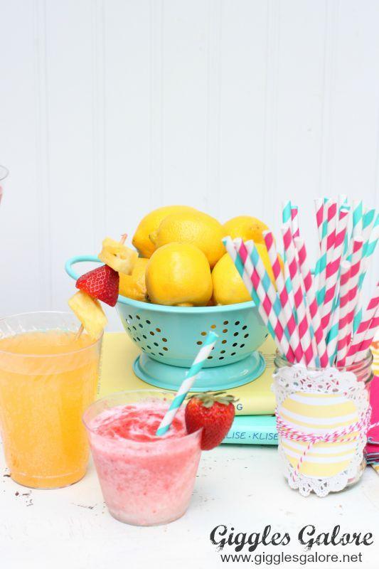Strawberry Coco Loco Mocktail Entertaining Recipe