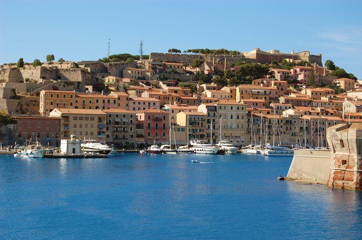 Elba...soon I'll be there!