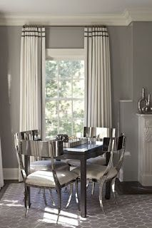 Modern dining room #livingroomchairs  #diningroomchairs #chairdesign upholstered dining chairs, silver chair, upholstered chairs | See more at http://modernchairs.eu