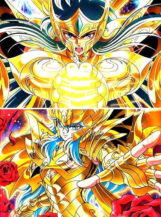 Camus / Aphrodite (Soul of Gold)