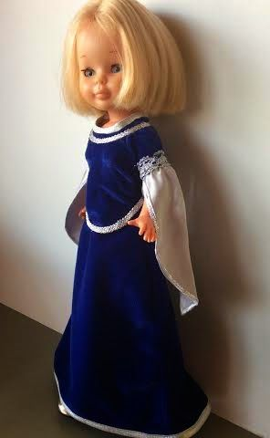 """Vestidos Para Nancy """"El Costurero De Chus"""": Como una verdadera princesa"""