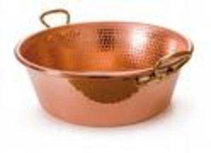 Artesania Chilena Olla de cobre