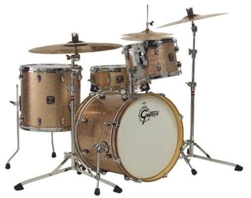 Gretsch Catalina Club Jazz 4 Piece Shell Kit Drum Set at AMS