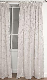 Craft room drapes
