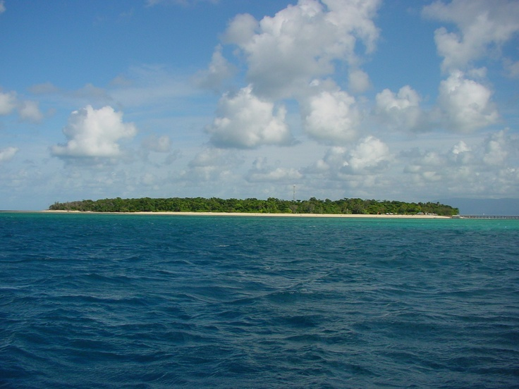 Green Island, Cairns - Great Barrier Reef, Australia