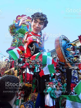 the Riscatto (Redemption) float