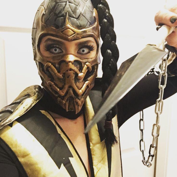 Mortal Kombat Halloween Costumes