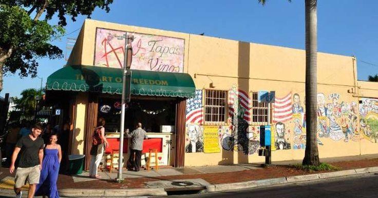 """""""La Pequeña Habana"""", en Miami, es designada Tesoro Nacional de EE.UU."""