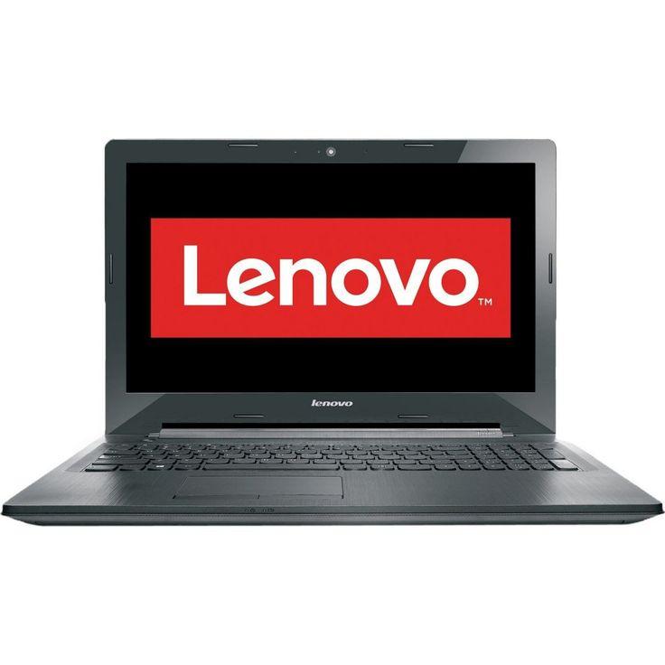 "Laptop Lenovo IdeaPad G50-80 cu procesor Intel® Core™ i3-4005U 1.70GHz, Haswell™, 15.6"", 4GB, 1TB, DVD-RW, AMD Radeon™ R5 M330 2GB, Free DOS, Black - eMAG.ro"