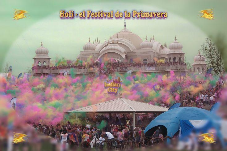 Holi Festival - Empezando el año, la gente comienza a buscar la Fecha de Holi en su calendario. Esto se debe a que es el primer gran festival hindú del año, (en 2016 ha sido el 24 de Marzo). Es el festival de la primavera, el de los colores y la fiesta de amor,..