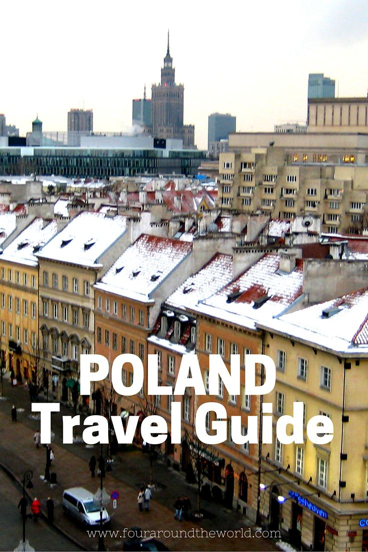 Poland Travel Guide In 2018 European Awesomeness Pinterest And