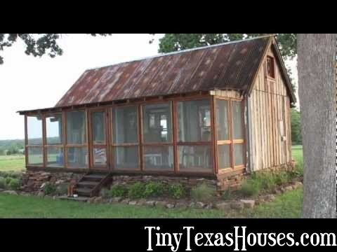 Tiny Texas Houses: Public Tiny House Tours Now Open!