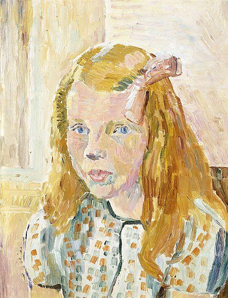 Grace COSSINGTON SMITH | Portrait of Ann