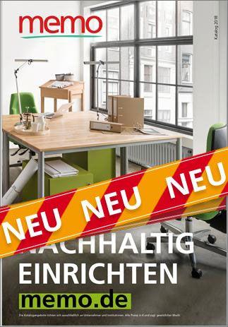 Seit 17 Jahren Wieder Ein Katalog Nur Für Möbel Von Der Memo