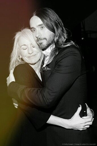 Beauty and his creator Mom-Constance Leto... <3
