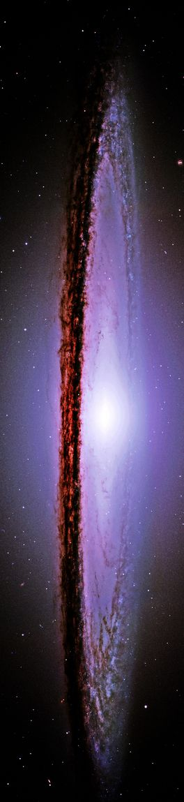 Galaxy-it looks like a portal to a place that's fascinating. Or it could be a ship that transports stars. Or it could be a hula hoop that an item in space likes to jump through as an activity.