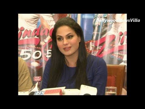 WTF Veena Malik plans to get into POLITICS.