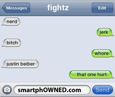 Page 26 - Autocorrect Fails and Funny Text Messages - SmartphOWNED