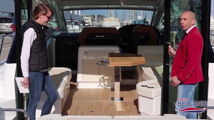 Quali Vantaggi ha la Nuova GT46. Intervista a Anne Gourcuff [ Nautica in...