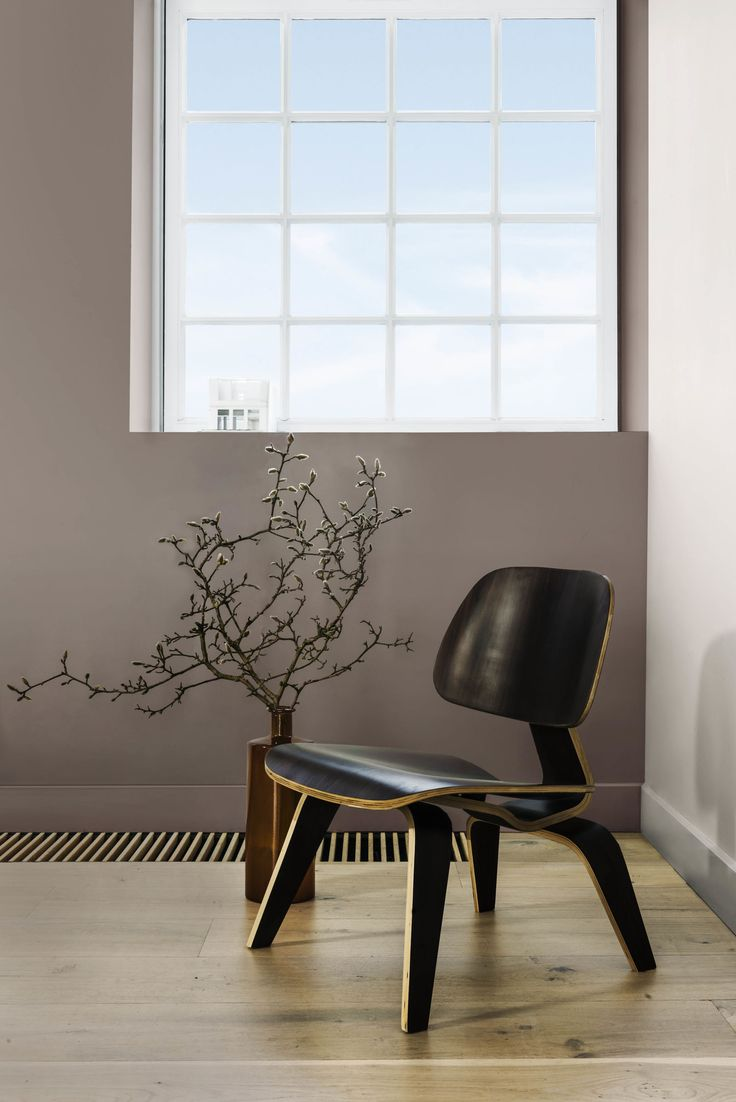 Dulux has announced Heart Wood as its Colour of the Year 2018. Sitting between a smoky taupe and dusky mauve, Heart Wood is described as a 'warm neutral, with a hint of heather,' and comes at a time when homeowners yearn to transform their homes into true sanctuaries.