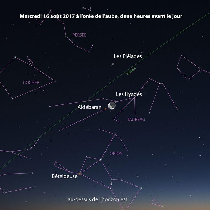 De belles étoiles filantes sous la Lune, et autres rendez-vous astronomiques | Autour du Ciel