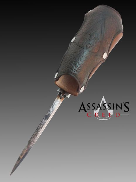 Picture of Assassin's Creed Hidden Blade - Functional Prop!!