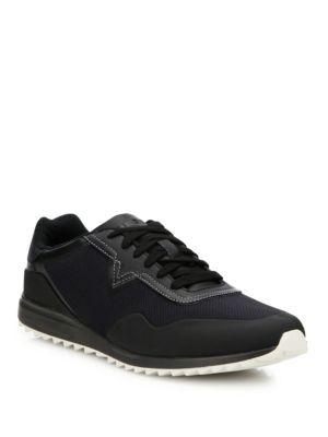DIESEL Swifter Mesh Athletics Sneakers. #diesel #shoes #sneakers