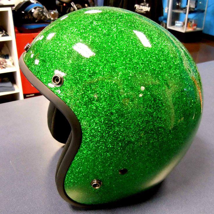 Green Sparkle Paint